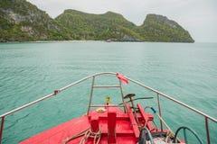 Mare Tailandia Fotografia Stock