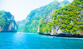mare Tailandia di phuket fotografie stock libere da diritti