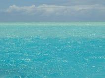 Mare tropicale Fotografie Stock