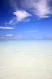 Mare tropicale Immagini Stock Libere da Diritti