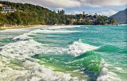 Mare tropicale esotico Fotografia Stock