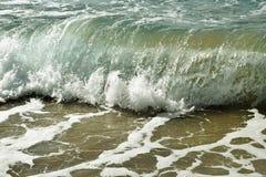 Marea del balanceo Foto de archivo
