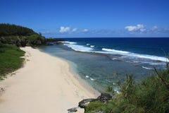 Marea del océano Fotos de archivo libres de regalías