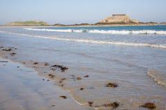Marea en el Santo-Malo Fotografía de archivo libre de regalías