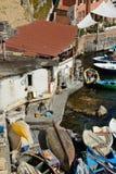 Marechiaro - Nápoles, Itália Imagem de Stock