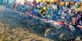 Marecross, Viareggio le 9 novembre Images stock