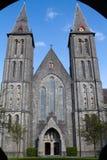maredsous abbey royaltyfria foton
