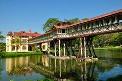 Mareerajaratabulung Residence, Thailand. Stock Photo