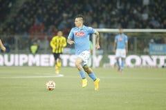 Marek Hamšík Young Boys Berne v FC Naples Liga Europa Stock Photography