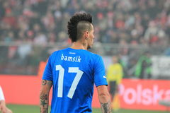 Marek Hamsik Photo stock