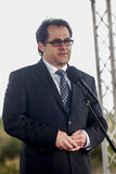Marek Jozef Grobarczyk, membro polacco del Parlamento Europeo Fotografia Stock