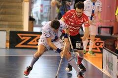 Marek Vavra - floorball Stock Photos