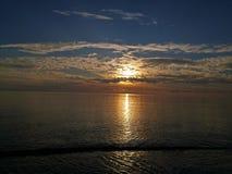 Tuscany Maremma, Grosseto, Castiglione della Pescaia, sunset panoramic photos on the sea. Maremma, Grosseto, Castiglione della Pescaia, sunset panoramic photos stock photos
