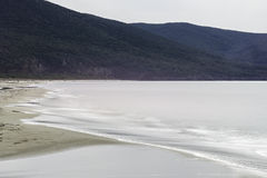 Maremma Naturalnego parka plaża obrazy royalty free