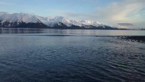 Mares de calma em Alaska filme