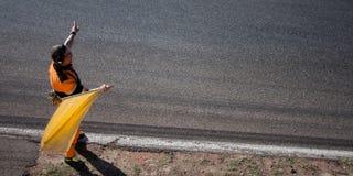 Maresciallo della pista Fotografia Stock Libera da Diritti