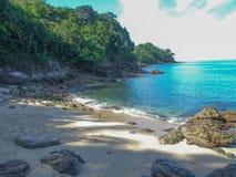 Free Maresias Beach Scene Stock Photography - 174782452