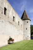 Maretsch castle of Bolzano in South Tyrol Stock Image