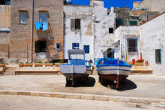 Marettimo (Egadi islands) Sicily Royalty Free Stock Photo