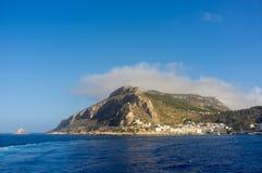 Marettimo Island Stock Images