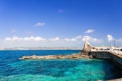 Marfa Harbour Malta Stock Image