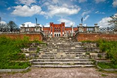 The Marfino palace, Russia Stock Photography