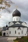 Marfo-Mariinsky女修道院,莫斯科 库存照片