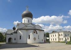 Marfo-Mariinsky Convent of Mercy Royalty Free Stock Photography