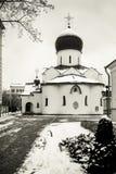 Marfo-Mariinsky kloster av förskoning Royaltyfria Foton
