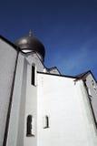 Marfo-Mariinskykloster der Gnade in Moskau Stockfotografie