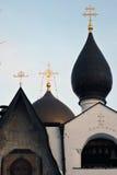 Marfo-Mariinskykloster der Gnade in Moskau Lizenzfreies Stockbild