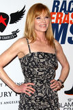 Marg Helgenberger arrives at the 19th Annual Race to Erase MS gala Royalty Free Stock Images