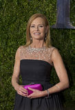 Marg Helgenberger em Tony Awards 2015 Foto de Stock Royalty Free