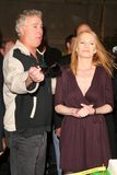 Marg Helgenberger, William Petersen Royalty Free Stock Photos