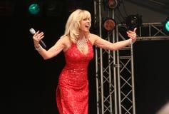 Marga Bult van Nederlandse Divas Royalty-vrije Stock Foto