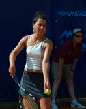 MARGALITA CHAKHNASHVILI (GEO) Tennis-Spieler Stockbild