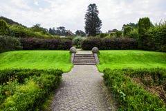 Margam slottträdgårdar, val Arkivfoton