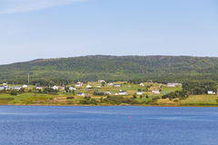 Margaree Harbour royalty free stock photography
