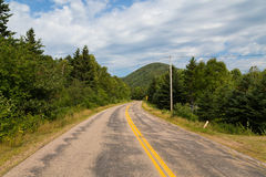 Margaree Valley - Cape Breton Royalty Free Stock Photography