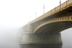 Margaret Bridge Budapest Stock Photos