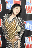Margaret Cho on the red carpet. Stock Images