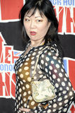 Margaret Cho on the red carpet. Royalty Free Stock Photos