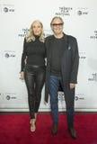 Margaret DeVogelaere y Peter Fonda Fotografía de archivo