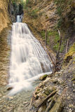 Margaret Falls, Herald Provincial Park Royalty Free Stock Photos