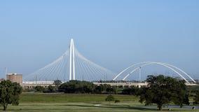 Margaret polowania wzgórza most, Dallas fotografia royalty free