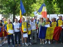 Margaret, princesse de la Roumanie Photos libres de droits