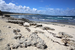 Margaret River Mouth Royalty Free Stock Photo