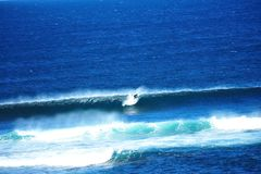 Margaret River Surfer`s Point. stock photography