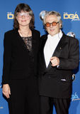 Margaret Sixel en George Miller Royalty-vrije Stock Foto