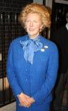Margaret Thatcher an der Madame Tussauds lizenzfreie stockbilder